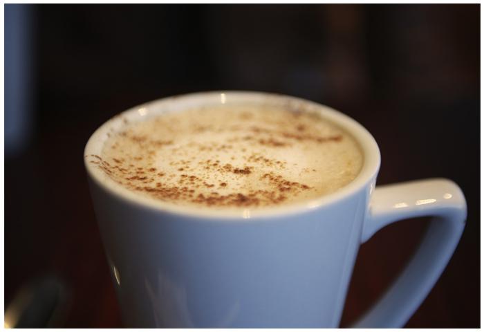 Caffe Nero Chai Latte