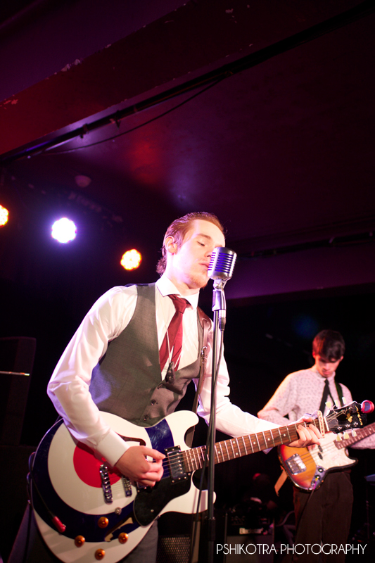 Tom Byrne & Friends - Live at Manchester Club Academy