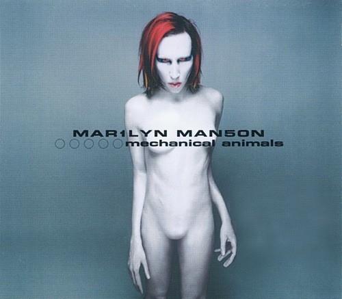 marilyn manson - mechanical animals 1998
