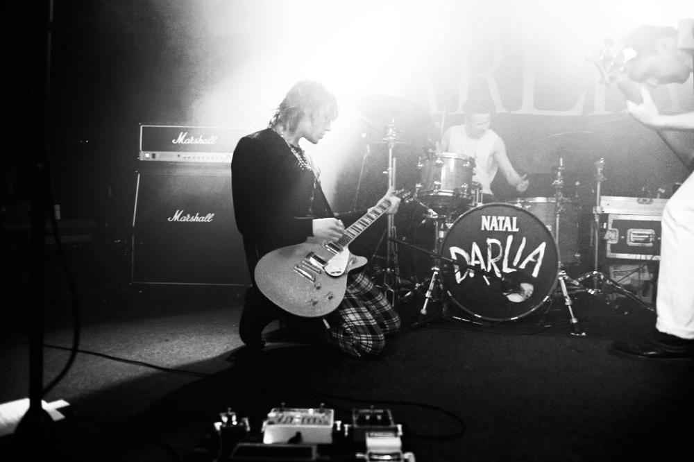 Darlia, Manchester Academy 3