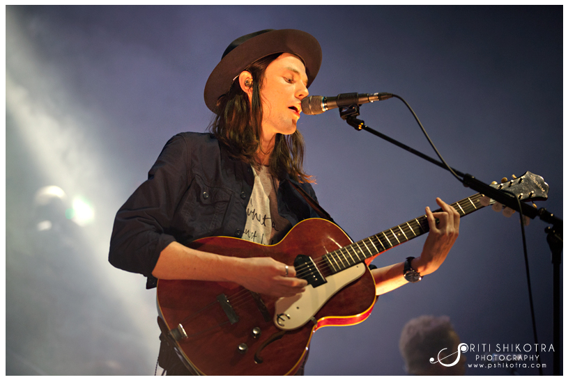 James Bay - Albert Hall, Manchester