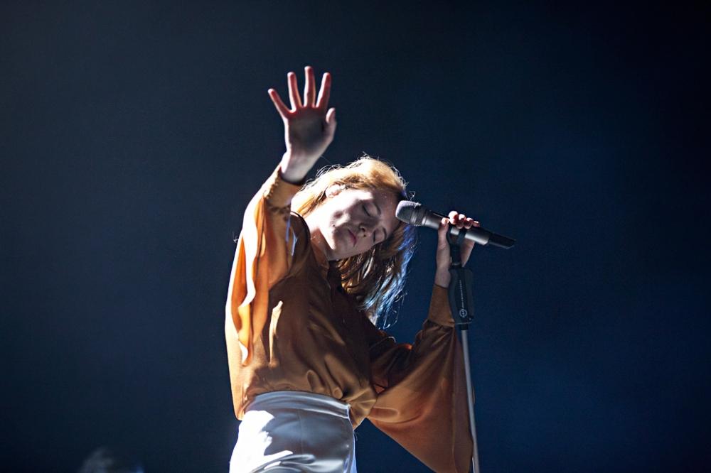 Priti Shikotra Manchester & London Music Photographer Florence & The Machine