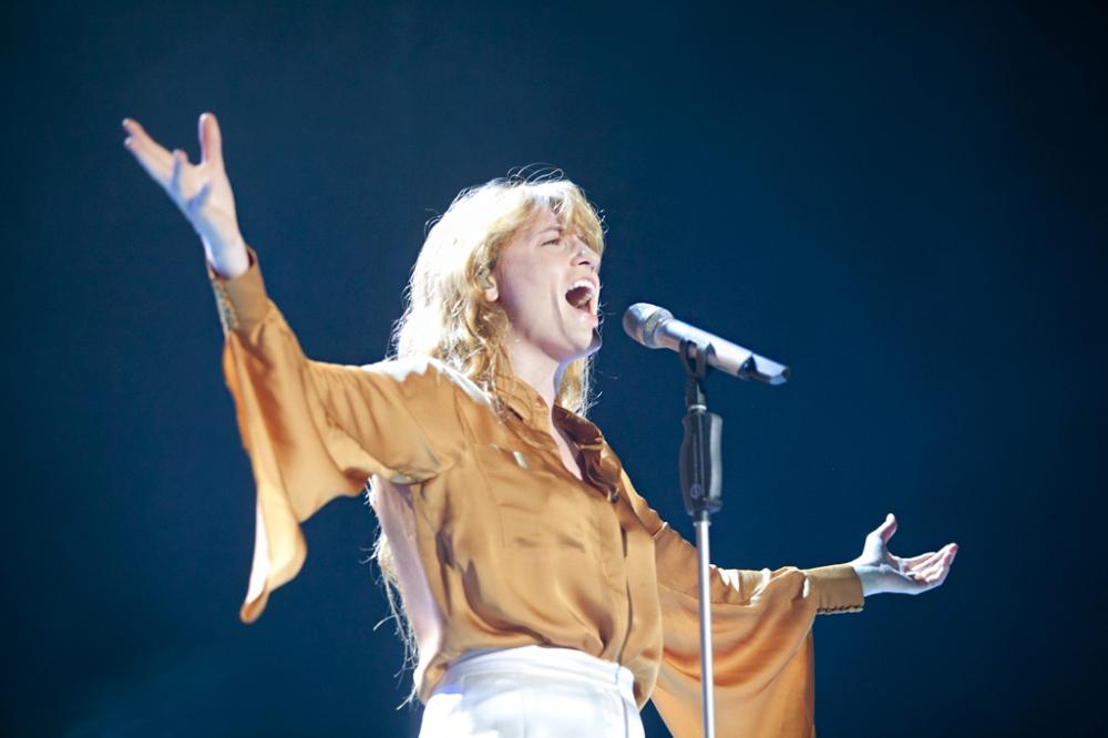 Priti Shikotra London & Manchester Music Photographer - Florence & The Machine